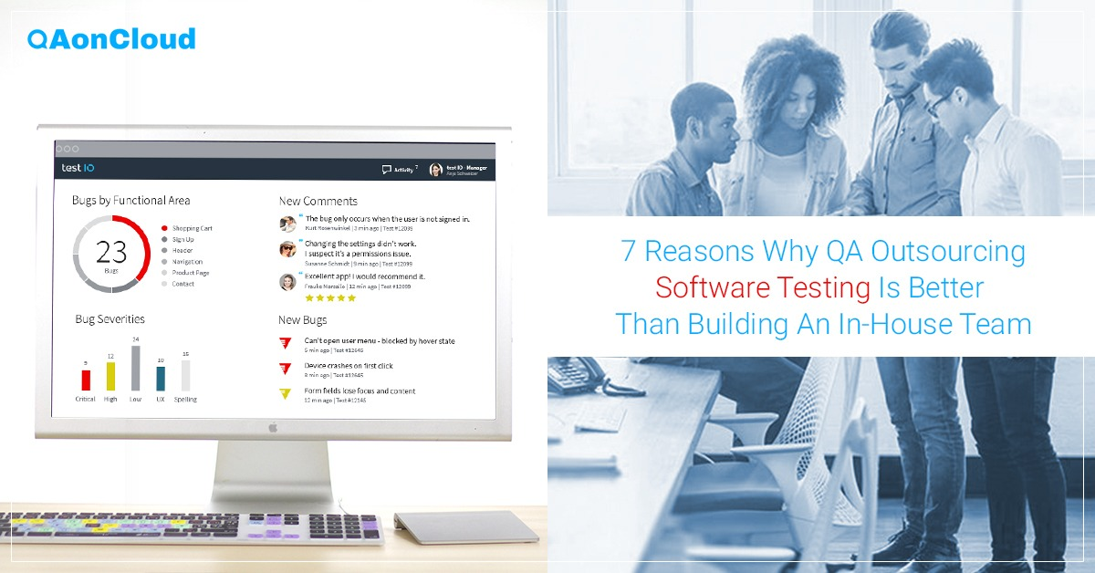 QA Outsourcing Software testing