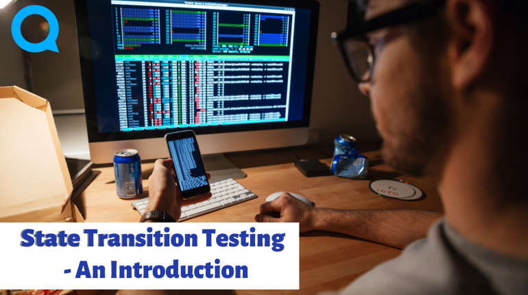 State Transittion Testing