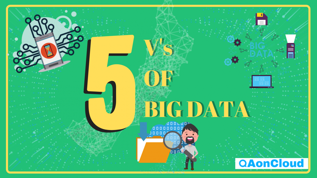 the 5 vs of big data