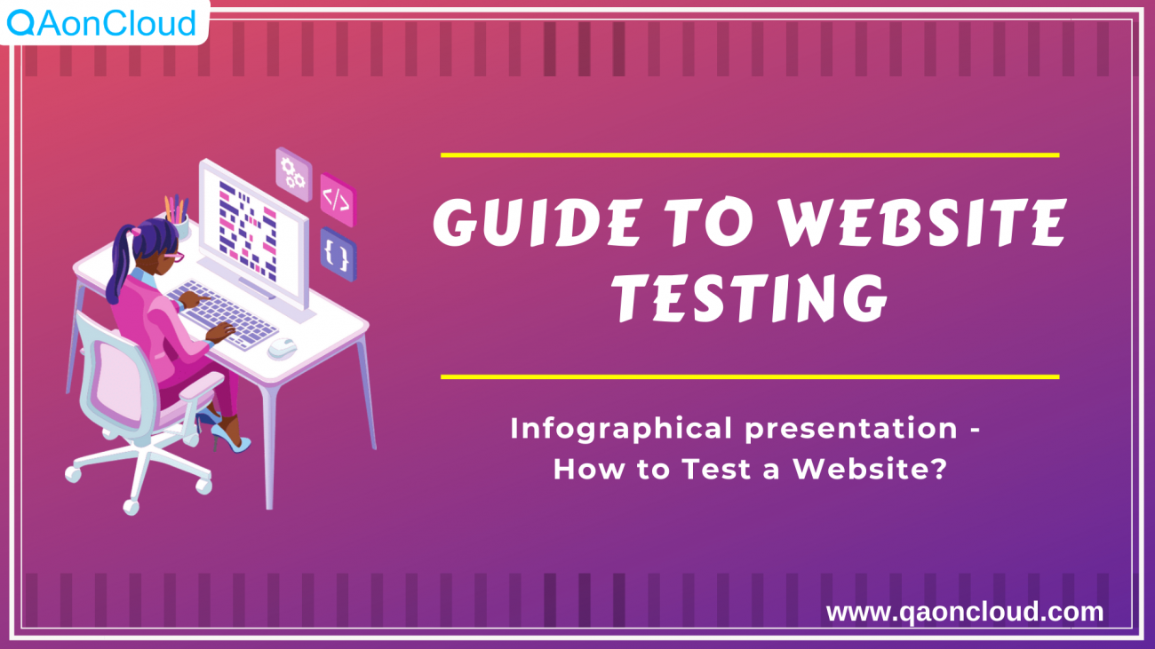 guide to website testing