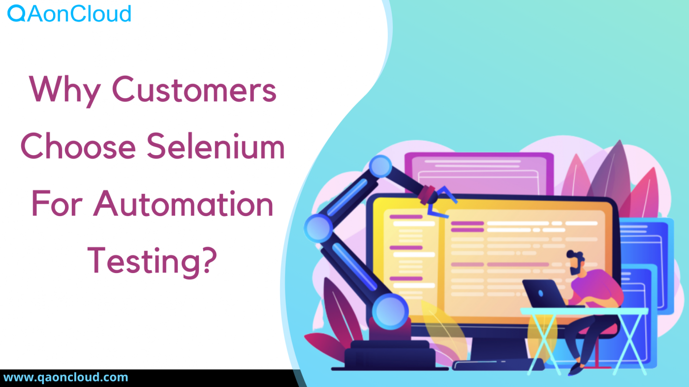 selenium for automation testing