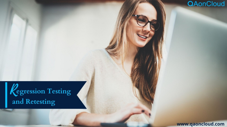 Regression testing and retesting