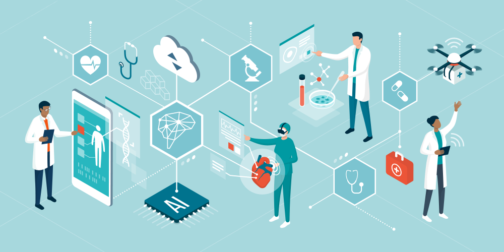 healthcare technology -QAonCloud