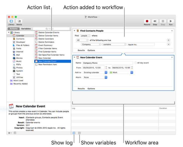 tools for automating MAC