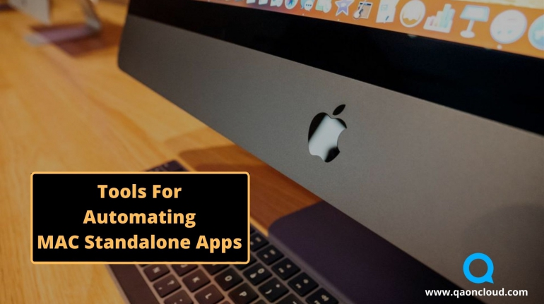 Tools For Automating MAC standalone applications