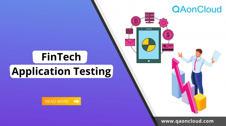Fintech application testing services in India